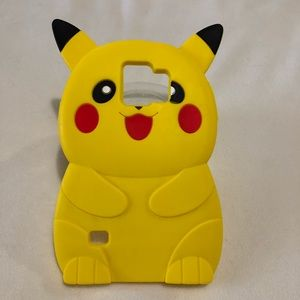 Other - PIKACHU CELLPHONE CASE FOR SAMSUNG GALAXY s5 s6 s7